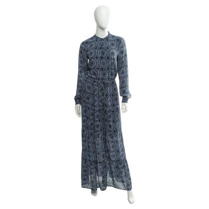 Michael Kors Dress in blue / white