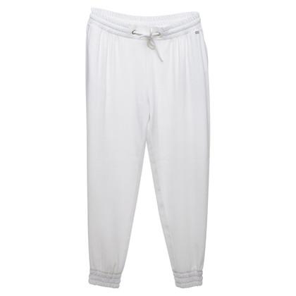 Elisabetta Franchi Pantaloni in crema