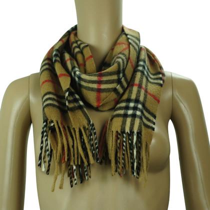 Burberry kasjmier sjaal