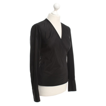 Hugo Boss Blouse in wrap look