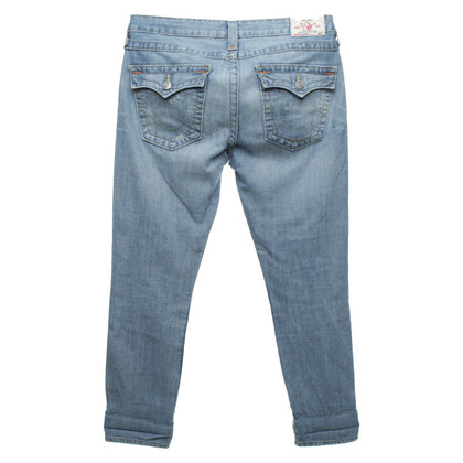 True Religion Jeans in light blue