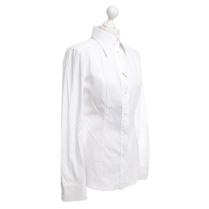 Dolce & Gabbana Bluse in Weiß