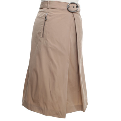 Bogner skirt in beige