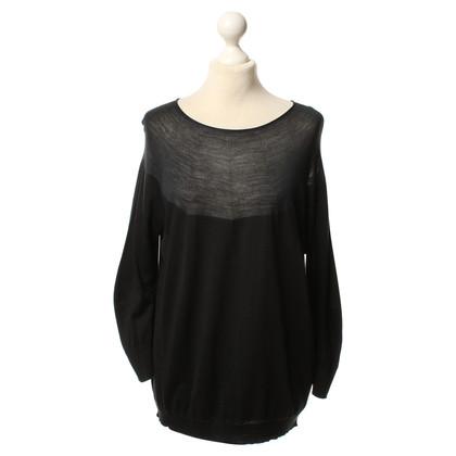 Other Designer Agnona - sweater in black