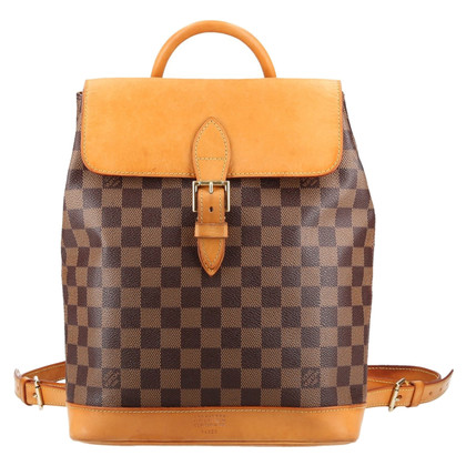 "Louis Vuitton ""Arlequin Damier Ebene Canvas"""