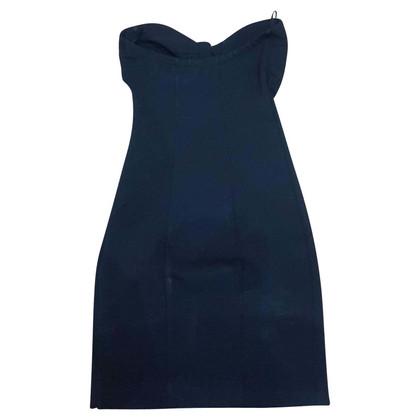 Patrizia Pepe Bandeau-Kleid in Schwarz