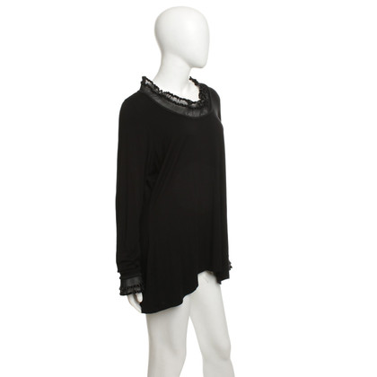 Van Laack Top in nero