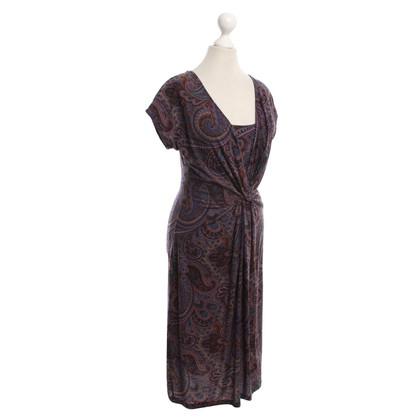 Etro Kleid in Paisleymuster