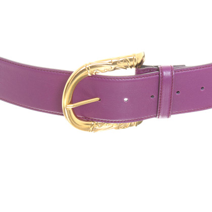 Escada Belt purple