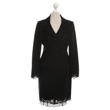 Tahari Kostuum zwart