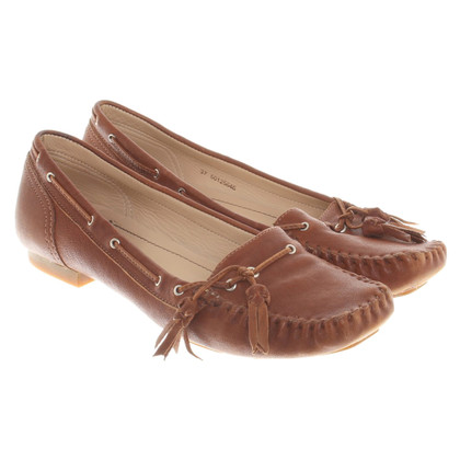 Hugo Boss Moccasins in brown