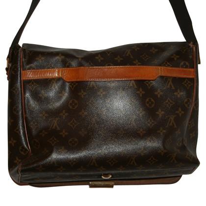 """Louis Vuitton """"Abbesses Messenger Bag Monogram Canvas"""""""