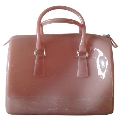 "Furla ""Candy Bag"" in het roze"
