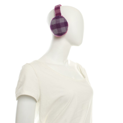 Burberry Earflap with Nova check pattern
