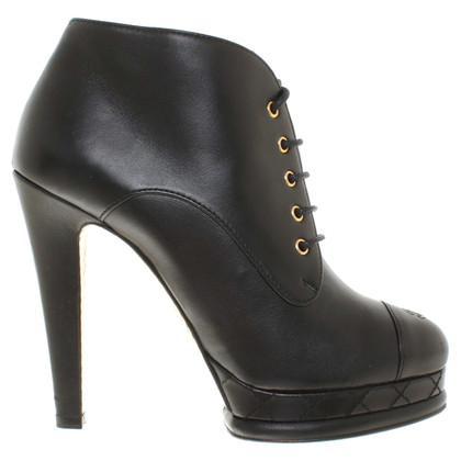 Chanel Boots in Black