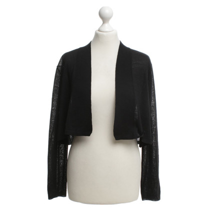 Hoss Intropia Bolero jacket made of knit