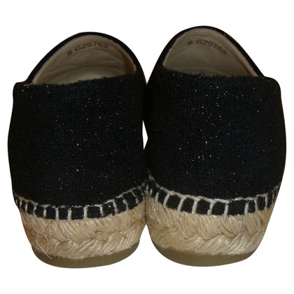 Chanel Espadrilles in black