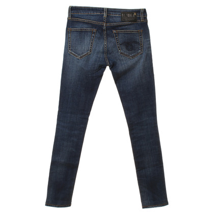 R 13 Jeans blauw