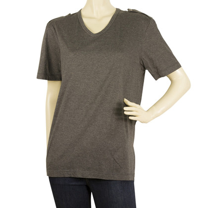 Burberry T-shirt V-collo