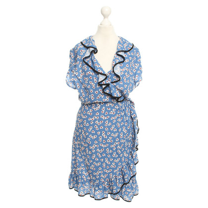 Juicy Couture Wrap dress with heart print