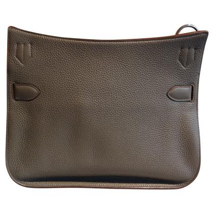 """Hermès """"Jypsiere Bag"""" van Clemence Leather"""