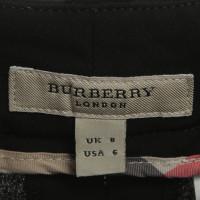 Burberry Bermuda in Schwarz
