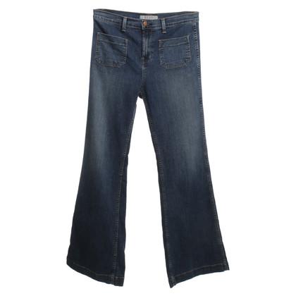 J Brand Jeans con gambe svasate
