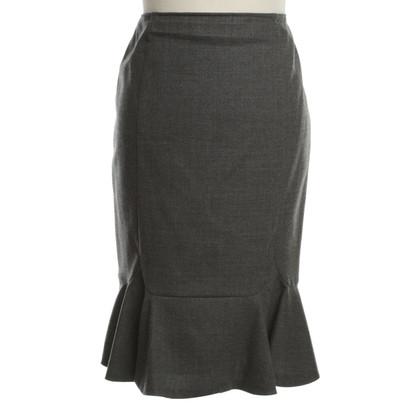 Rena Lange skirt in Gray