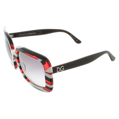Dolce & Gabbana Colorful sunglasses