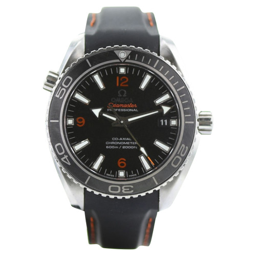 Omega Seamaster Planet Ocean Co Axial Second Hand Omega