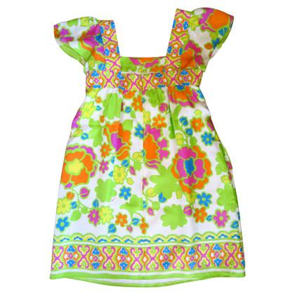 Milly zijden jurk