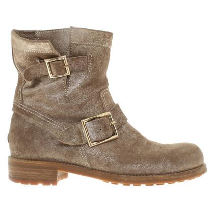 Jimmy Choo Ankle boots in beige