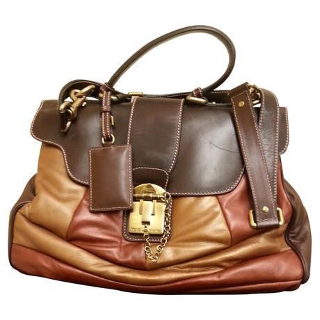 Dolce & Gabbana Handtasche Braun Kaufen Online-Verkauf Billige Visum Zahlung Viele Arten Von Spielraum Beste Geschäft Zu Bekommen haV8r