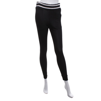 P.A.R.O.S.H. Sportive trousers in black