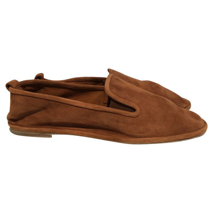 A.P.C. Loafer aus Wildleder