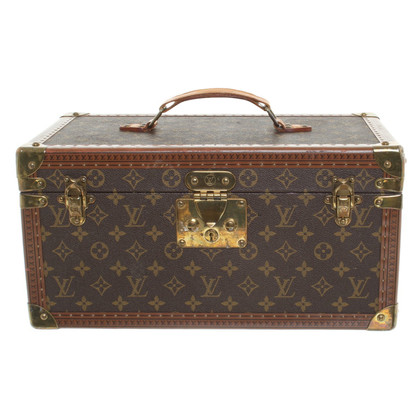 Louis Vuitton Vanity cases with Monogram pattern