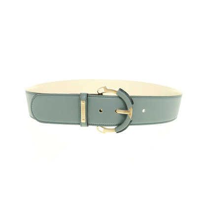 Escada Belt in turquoise