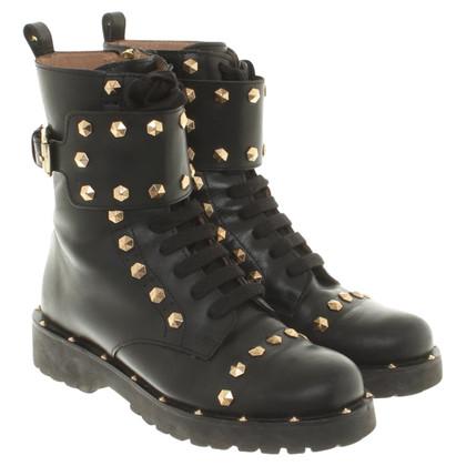 Twin-Set Simona Barbieri Boots in black