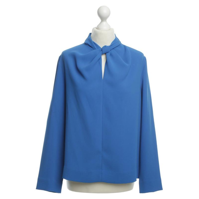 Cos kleid blau