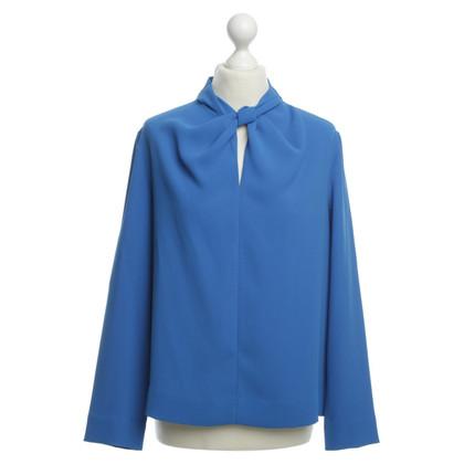 Cos Bluse in Blau