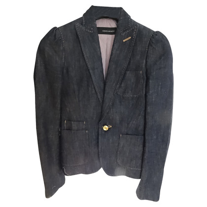 Dsquared2 Blazer in Denim