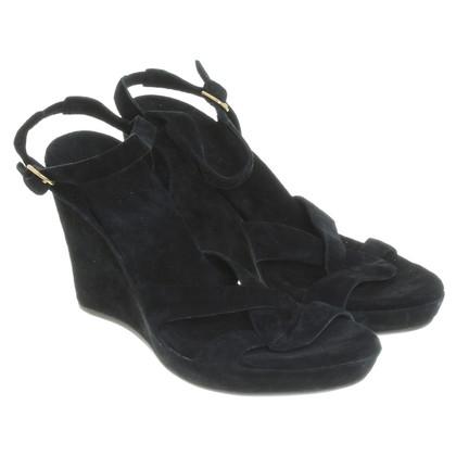 UGG Australia Sandalen in zwart