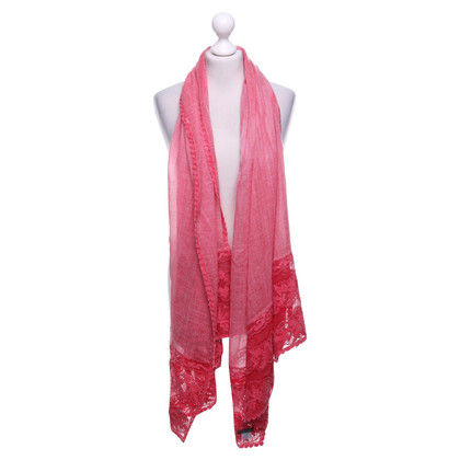 Faliero Sarti Scarf with lace