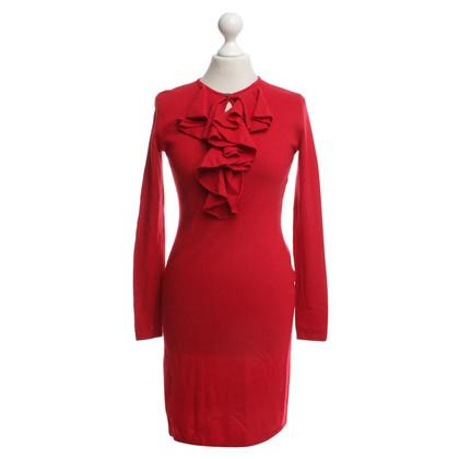 Ralph Lauren Knit dress in red