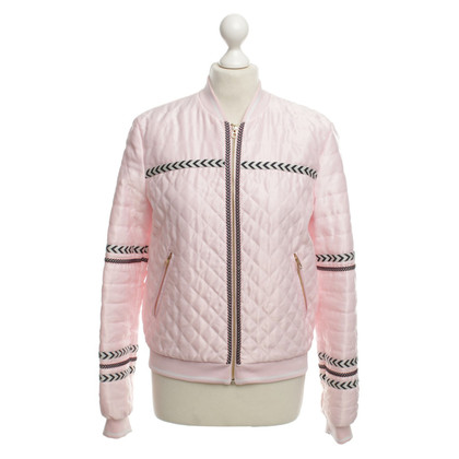 Juicy Couture Bomber in rosa