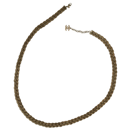 Chanel Golden belt