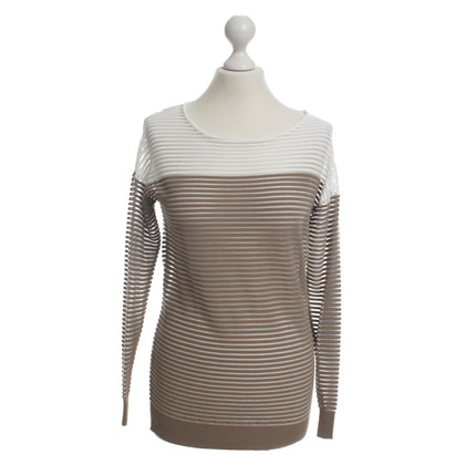 Escada Sweater in bicolor
