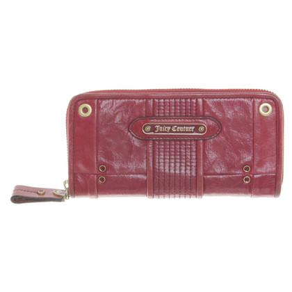 Juicy Couture Wallet in red