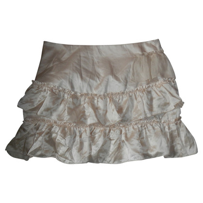 Ermanno Scervino silk skirt