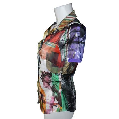 Moschino camicia top